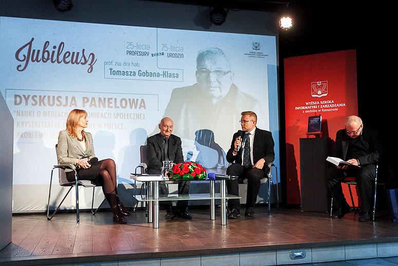WSIiZ świętuje wyjątkowy jubileusz Profesora Tomasza Gobana