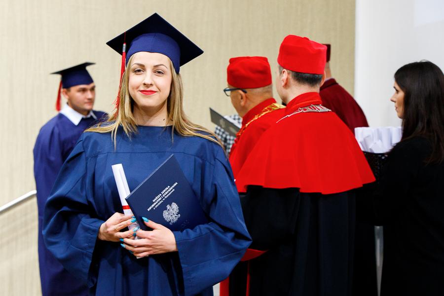 Graduacja (19 maja 2018)