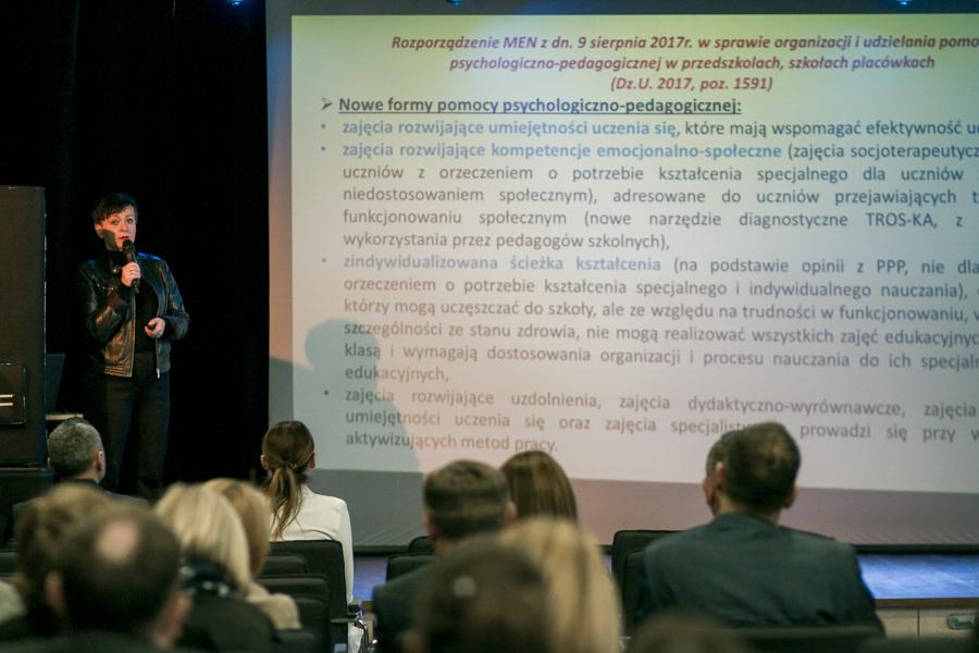 """Uroczyste podsumowanie 5-lecia projektu edukacyjnego """"Klasy Patronackie WSIiZ"""""""