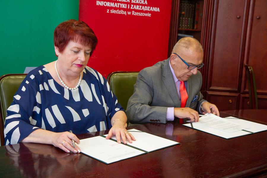 WSIiZ i ZUS podpisały umowę o współpracy