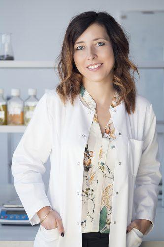dr inż. Zofia Nizioł-Łukaszewska