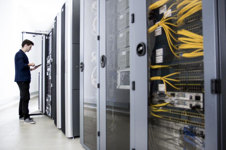 CEM w Kielnarowej. Laboratorium Zaawansowanych Technologii Sieciowych i Technologii Bezprzewodowych.