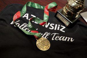 medal akademickie mistrzostwa Polski