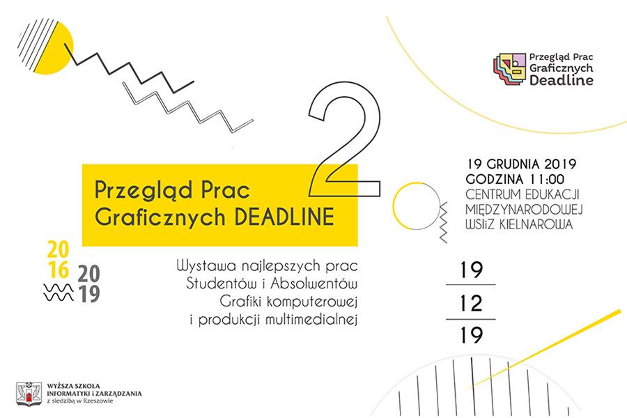 II Przegląd Prac Graficznych Deadline