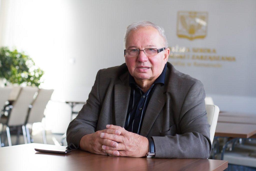 Prof. Tomasz Goban Klas