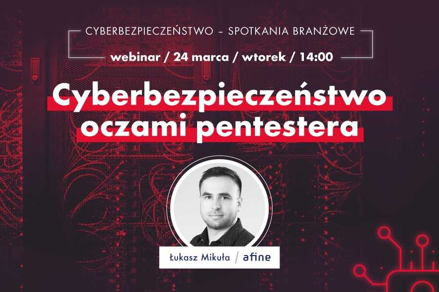 Cyberbezpieczeństwo webinarium WSIiZ
