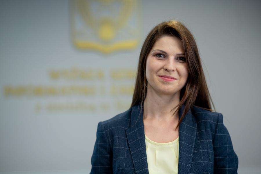 Sylwia Przybyło uzyskała stopień naukowy doktora nauk społecznych