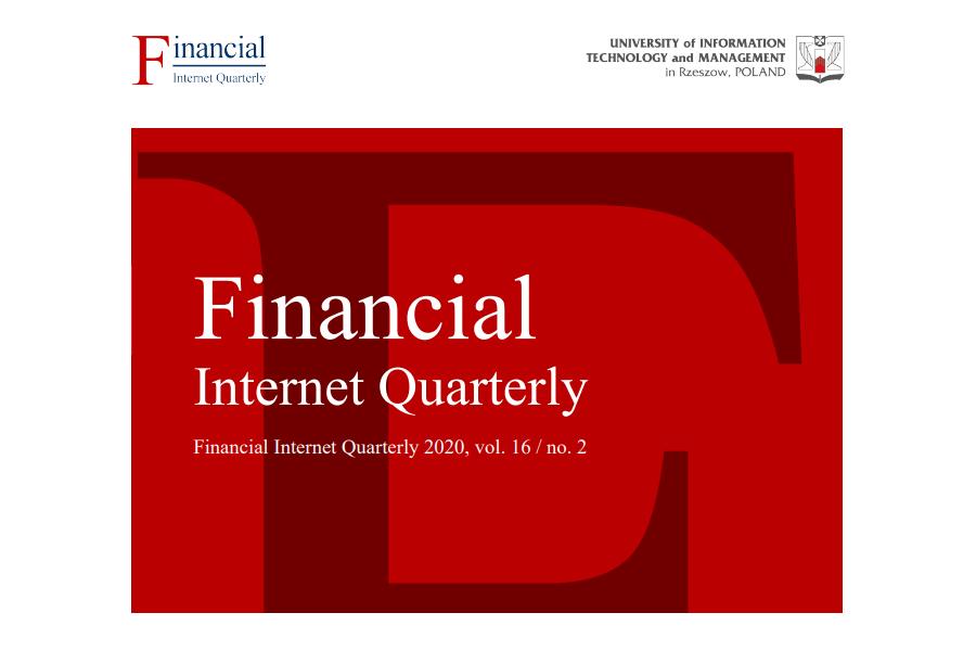 Jakie mechanizmy rządzą rynkami finansowymi? Nowy numer czasopisma Financial Internet Quarterly