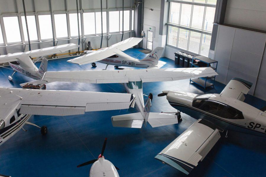 szkolenie, samoloty, szkoła, Air Res Avation