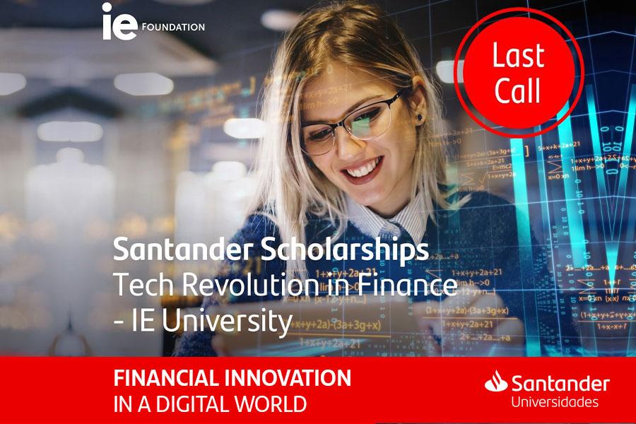Santander, Scholarships