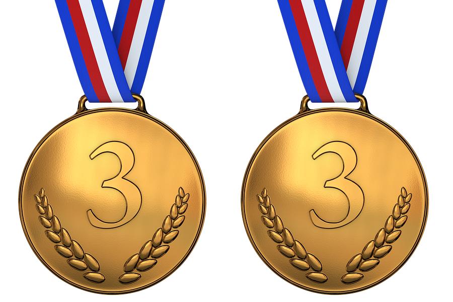 Dwa brązowe medale dla zawodników KU AZS WSIiZ!